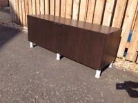 Ikea besta tv bench / sideboard / cabinet