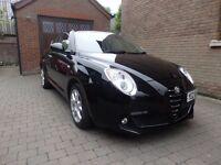 09 Alfa MITO 1.4 Lusso £3650