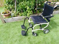 Caremart Carrymate Ultra lightweight wheelchair