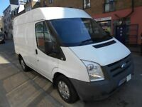 2013 FORD TRANSIT 2.2TDCI MID HIGH ROOF YEAR MOT EURO 5 BLUETOOTH CONNECTIVE ELECTRIC PACK VGC