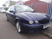 jaguar x type 2.0 petrol
