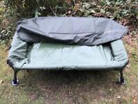 Saber Carp Fishing Everlevel Unhooking Mat / Crib / Cradle