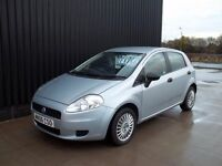 2006 Fiat Grande Punto 1.2 Active 5dr Low Mileage For Age , 12 Months MOT 28 Days Warranty, May PX