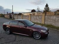 *** BMW 520d 57 plate 120k swap px car van ***