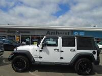 2012 Jeep Wrangler Unlimited Sport 4x4 4-Door Automatic