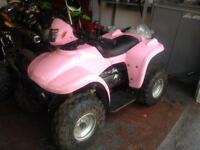 Lifan 100cc Quad Like New