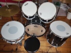 Sonor Force 507 drums