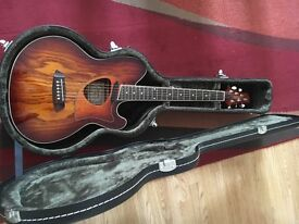 Ibanez acoustic-electric guitar