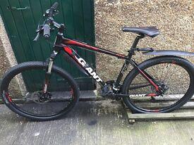 GIANT ATX 27.52 mountain bike 2016 Hardtail MTB