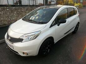 Nissan Note 1.2 Acenta Premium 5dr [Comfort Pack] (storm white) 2014