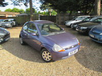 FORD KA 1.3 PETROL 2007 PRIVATE PLATE INCLUDED MOT TIL OCTOBER 2017 IDEAL LEARNER OR NEW DRIVER CAR