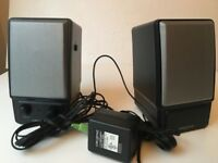 Creative SBS240 Computer Speakers for Laptop Desktop Mobile Tablet Speakers