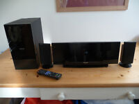 Panasonic Blu-ray Disc Home Theater Sound System. Model SC BTX 75