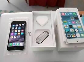 Iphone 6 -02 giffgaff 64 GB BOX