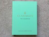 Never used Claridge's The cook book, Hardback , £5
