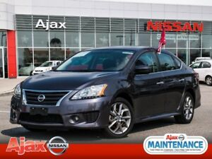 2014 Nissan Sentra 1.8 SR*Sporty Sedan*Accident Free