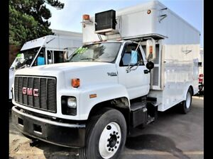 1994 GMC Topkick 13 FT Box