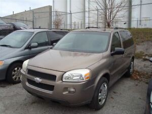 2006 Chevrolet Uplander ~ DRIVES GOOD ~ LOW MILEAGE ~ AS-IS