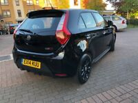 MG MG3 1.5 VTi-Tech 3Style Lux 5dr **FULL LEATHER TRIM**12 MONTH MOT**SERVICE HISTORY