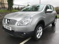 JUNE 2009 NISSAN QASHQAI ACENTA 1.5 DCI JUST BEEN FULLY SERVICED EXCELLENT CONDITION