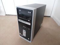 PC for sale - Compaq Presario SR1619UK - 2GB RAM, 160GB HDD, Dual Core processor - Sway area