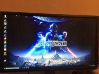 """Ilyama 28"""" 4k gaming monitor"""