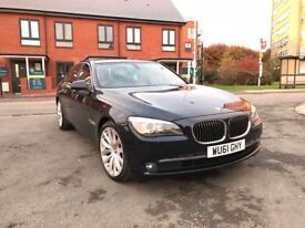 BMW 7Series ImperialBlue 13950£