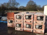 New bricks £500 per thousand 10 different types of large quantities of new bricks