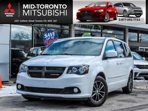 2017 Dodge Grand Caravan Premium Plus Blacktop|Leather|Nav|Cam|D