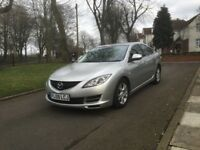 2009 MAZDA 6 TS 2.2 DIESEL 5DR **DRIVES VERY GOOD + GREAT FAMILY CAR + SPACIOUS**