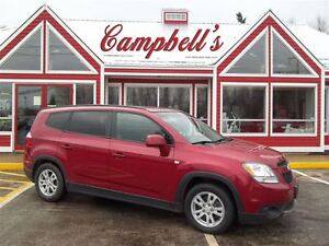 2012 Chevrolet Orlando LT 7 PASSENGER!! AUTOMATIC!! A/C!! CRUISE