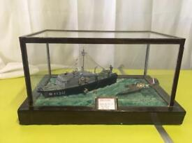 WWII rescue handmade models