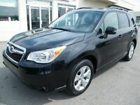 2014 Subaru Forester 2.5i LIMITED PKG LEATHER/ROOF