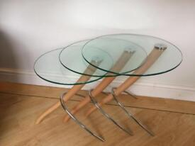 Bespoke next of tables