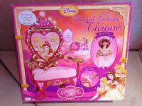 Disney princess throne
