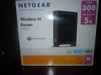 NETGEAR WIRELESS N 300 Mbps ROUTER