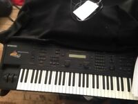 Ensoniq MR61 Synthesizer Workstation
