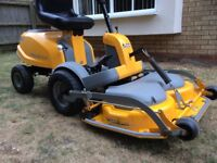 Stiga Villa 14 HST Ride on Mulching Mower