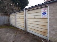 Garages available NOW: Pinner View, Harrow HA1 - IDEAL FOR STORAGE