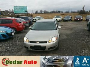 2008 Chevrolet Impala LTZ - Managers Special