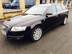 2008 Audi A6 Avant 2.0 TDI Limited Edition 5dr+1 Owner+SAT Nav New Shape 1 Yr Mot Swap P.x Welcome