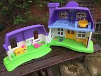 Little people dolls house