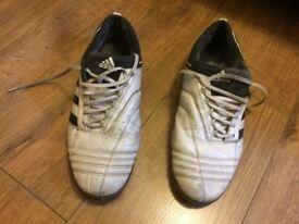 Adidas adiNOVA Indoor soccer shoes - 9 US, 8,5UK, 42,5 EU