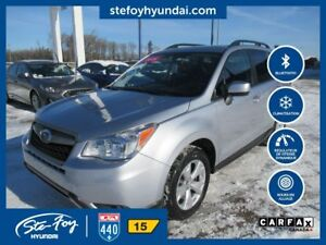 2015 Subaru Forester Limited