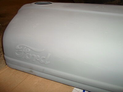 Ford 8n 9n 2n Hood Complete Assembly Original Ford Script