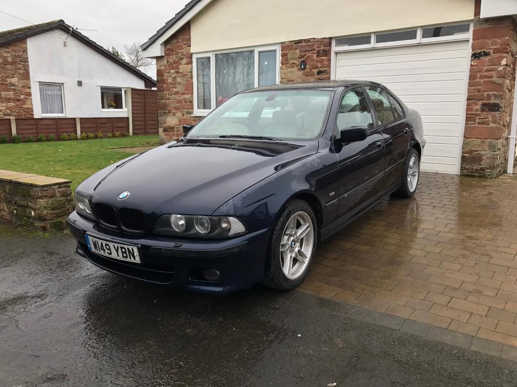 bmw 535i v8 m sport not 530d 540i 525i 520 e39 in carlisle cumbria gumtree. Black Bedroom Furniture Sets. Home Design Ideas