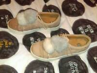 River Island ladies trainers size 5