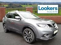 Nissan X-Trail DCI N-TEC XTRONIC (grey) 2016-10-04