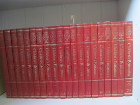 Childrens Britannica - Complete Set