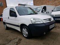2005 Peugeot Partner 800 LX 2.0 HDI Van - Tow Bar - 1 Months Warranty